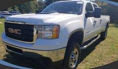 2011 GMC Sierra 2500HD Work Truck