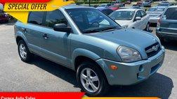 2005 Hyundai Tucson GL