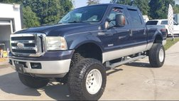 2006 Ford F-250 XLT Crew Cab Long Bed 4WD