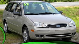 2007 Ford Focus ZXW SES