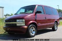 2002 Chevrolet Astro LS Passenger Family 4.3 Vortec V6
