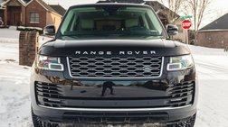 2018 Land Rover Range Rover HSE Td6