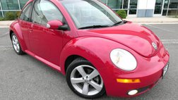 2007 Volkswagen New Beetle 2.5