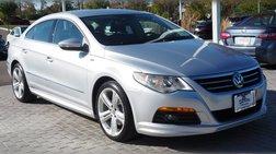 2012 Volkswagen CC R-Line PZEV