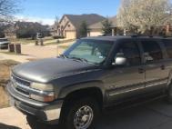 2001 Chevrolet Suburban 2500 LT