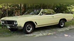 1966 Buick Skylark black
