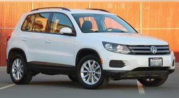 2018 Volkswagen Tiguan Limited 2.0T 4Motion