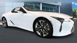 2021 Lexus LC 500 500