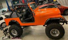 1986 Jeep CJ-7 Base