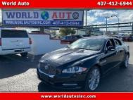 2014 Jaguar XJ Supercharged