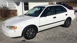 1999 Chevrolet Prizm LSi