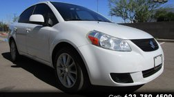 2011 Suzuki SX4 Sport Standard