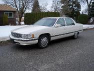 1994 Cadillac DeVille Concours