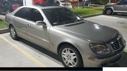 2006 Mercedes-Benz S-Class S 430 4MATIC