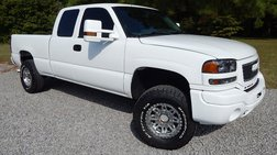 2004 GMC Sierra 2500HD Base