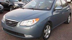 2007 Hyundai Elantra Limited