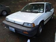 1987 Honda Civic DX