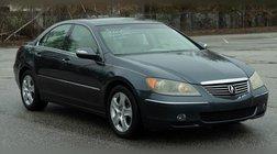 2008 Acura RL 3.5