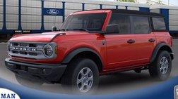2021 Ford Bronco Big Bend 4 Door Automatic 2.3 Eco-Boost
