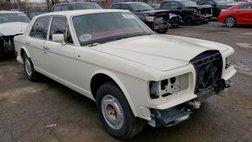 1989 Bentley
