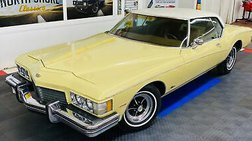 1973 Buick Riviera - BOAT TAIL - 455 ENGINE - FACTORY A/C -