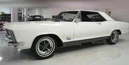 1965 Buick Riviera Gran Sport Coupe   # Matching Engine