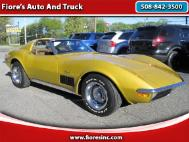 1971 Chevrolet Corvette Stingray 2dr Cpe w/1LT