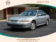 2002 Honda Accord EX