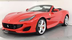 2020 Ferrari Portofino Base
