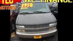 2002 Chevrolet Astro LS