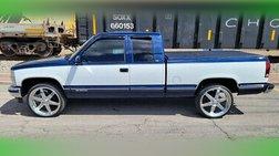 1995 Chevrolet C/K 1500 C1500 Silverado