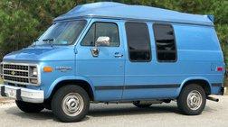 1995 Chevrolet Chevy Cargo Van G10