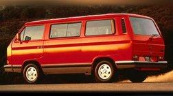 1991 Volkswagen Vanagon Multi