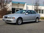 2002 BMW 5 Series 525i