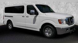 2015 Nissan NV Passenger SL