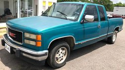 1994 GMC Club Coupe 6.5-ft. Bed 2WD
