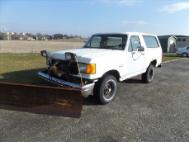 1987 Ford Bronco Base
