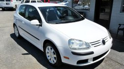 2007 Volkswagen Rabbit Base
