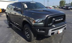 2017 Ram Ram Pickup 1500 Rebel
