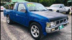 1997 Nissan Truck XE