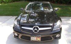 2009 Mercedes-Benz SL-Class SL 550
