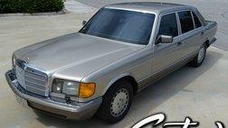 1991 Mercedes-Benz 560-Class 560 SEL