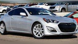 2014 Hyundai Genesis Coupe Premium