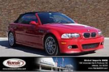 2001 BMW M3 Base