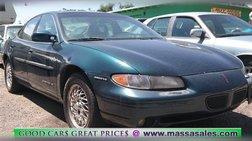 1997 Pontiac Grand Prix SE