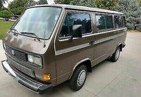 1986 Volkswagen Vanagon L