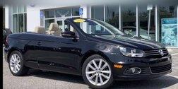 2013 Volkswagen Eos Komfort