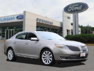 2016 Lincoln MKS Livery