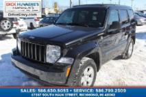 2009 Jeep Liberty Sport