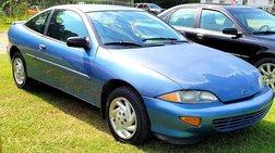 1999 Chevrolet Cavalier Coupe